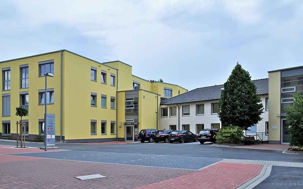 Dialyse Zentrum Sauerland Standort Arnsberg Hüsten